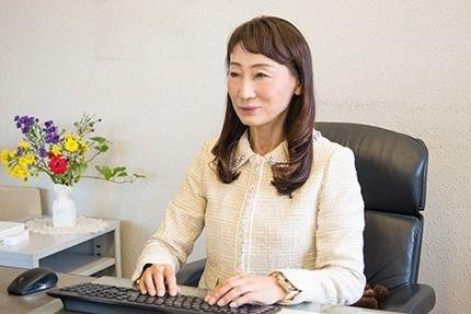 本江 真祐美 取締役社長